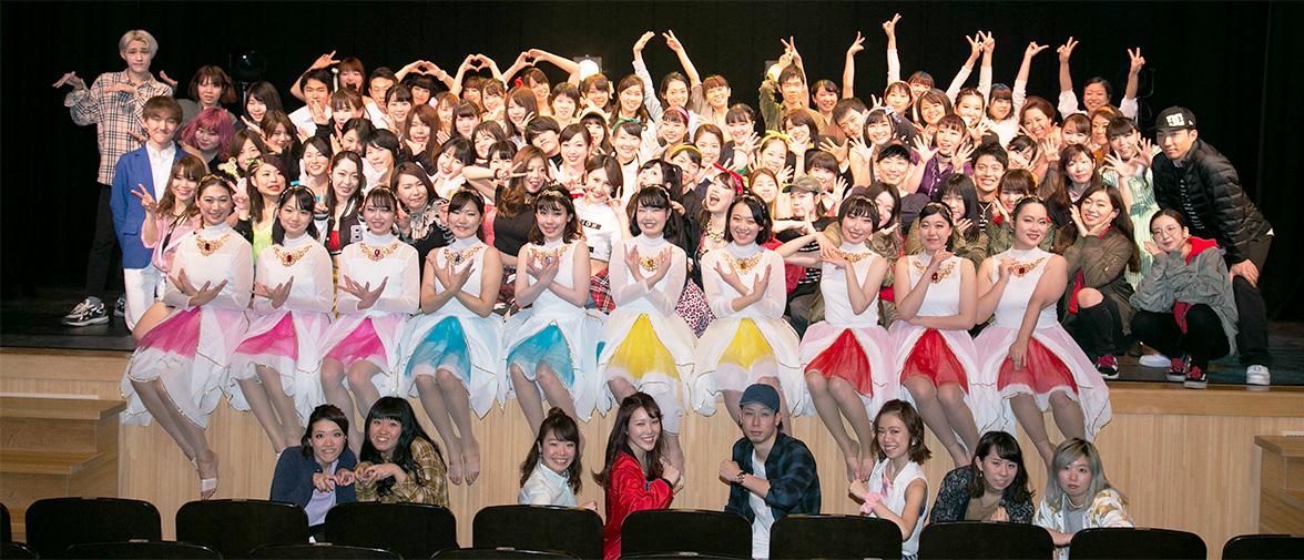 東京ダンススクールリアン発表会6