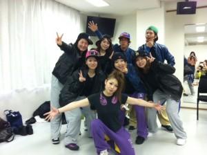 東京ダンススクールMIEEE土2