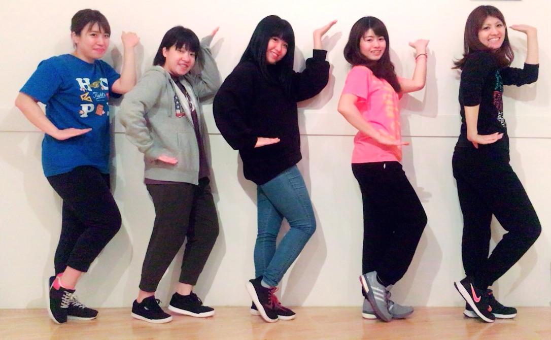 東京ダンススクール体験