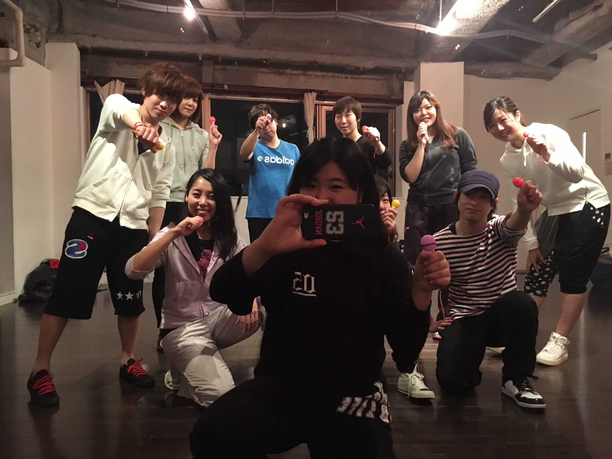 東京ダンススクールリアンかなこクラス