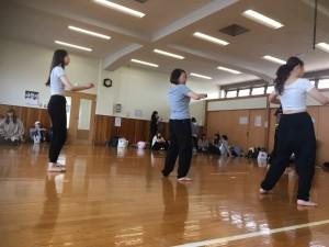 新年会余興ダンス