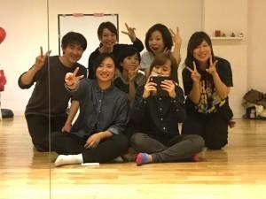 東京ダンススクール初心者