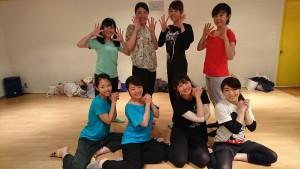 東京ダンススクールリアン 3.20.1