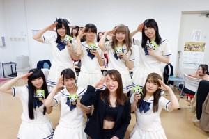 東京アイドルダンススクール8.14