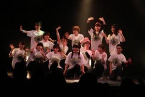 東京ダンススクールリアン かなこ 5.2