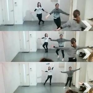 ママ友ダンス