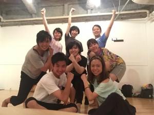 東京ダンススクールリアンしーやん7.21
