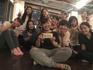 東京ダンススクールリアンNakaji7.20