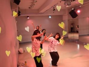 東京ダンススクールリアン 史織ガールズヒップホップ