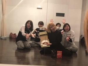 東京ダンススクールリアンヒップホップ10.12