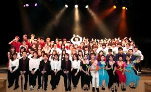東京ダンススクールリアン各スタジオ