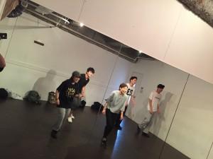 東京ダンススクールリアンRIKIYA10.15