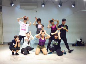 東京ダンススクールSeri 5.2