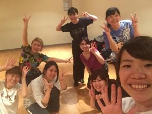 池袋ダンススクールNakaji