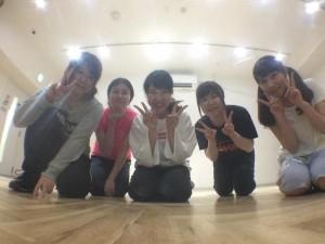東京ダンススクールガールズヒップホップ11.27