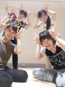 東京テーマパークダンスSeri