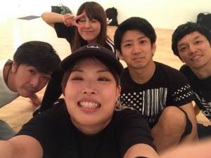 渋谷ヒップホップダンス