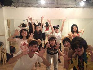 高田馬場ダンススクールリアン1.12