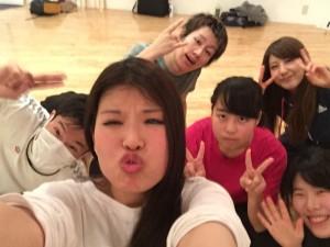 東京ダンススクールリアン3・8MIZUKI
