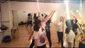 東京ダンススクールリアンテーマパーククラス