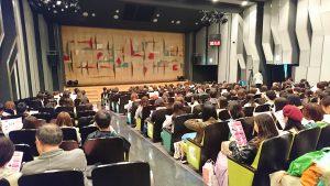 東京ダンススクール舞音客席