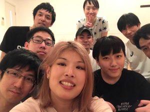 謹賀新年2019東京ダンススクール