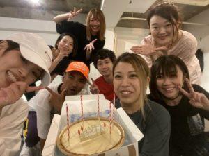 東京ダンススクールリアンMIZUKIクラス
