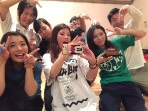 東京ダンススクールMIZUKIクラス